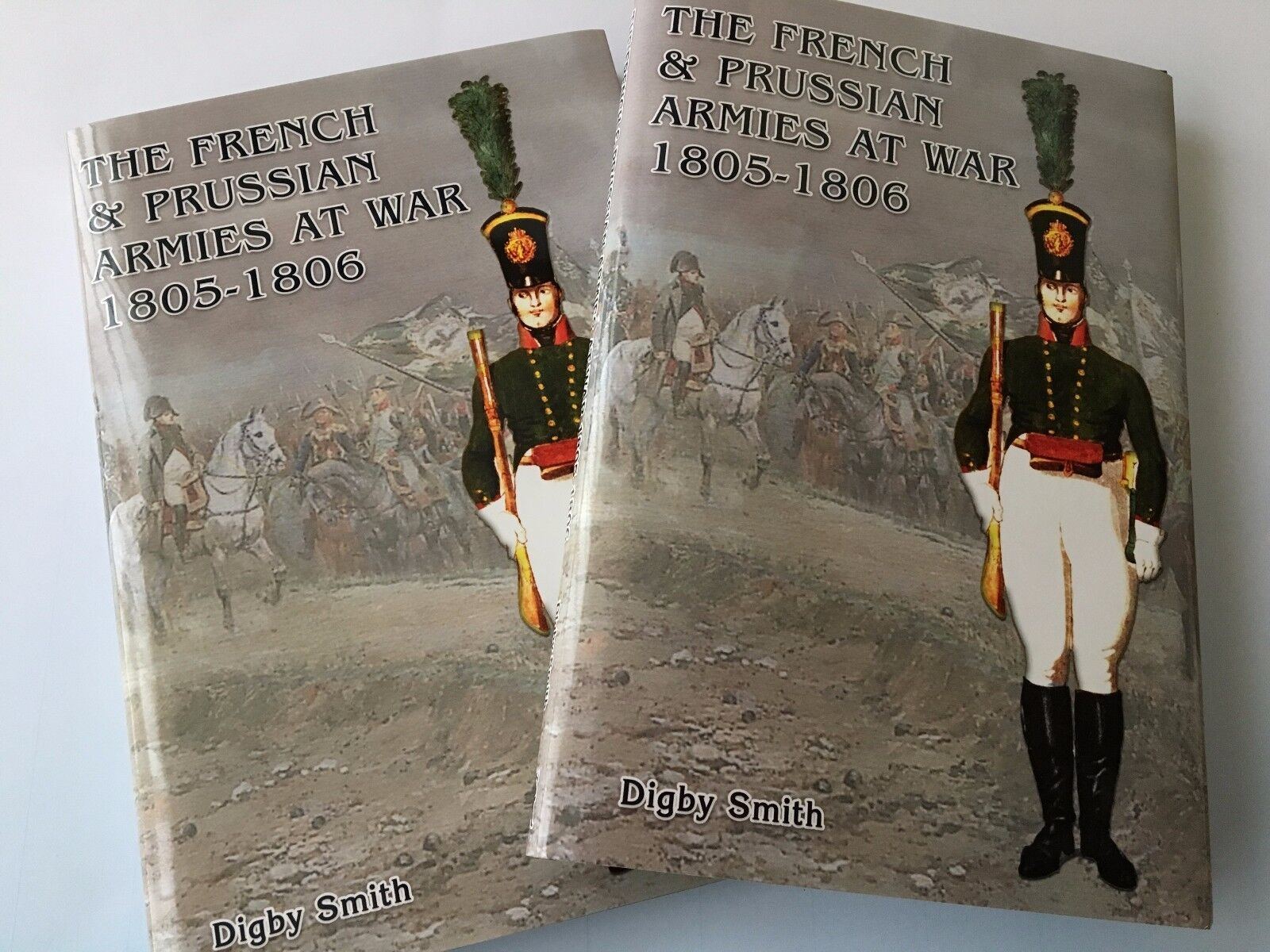 THE FRENCH & PRUSSIAN ARMIES AT WART 1805-1806 - PARTIZAN PRESS -