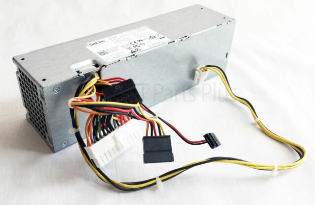 DELL OPTIPLEX SFF 390 790 3010 7010 9010 240W POWER SUPPLY 2TXYM RV1C4 3WN11