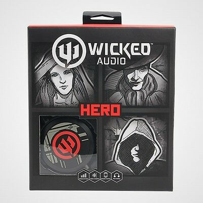 Wicked Audio WI-8311 3D Full Size Headphones Hero WI8311
