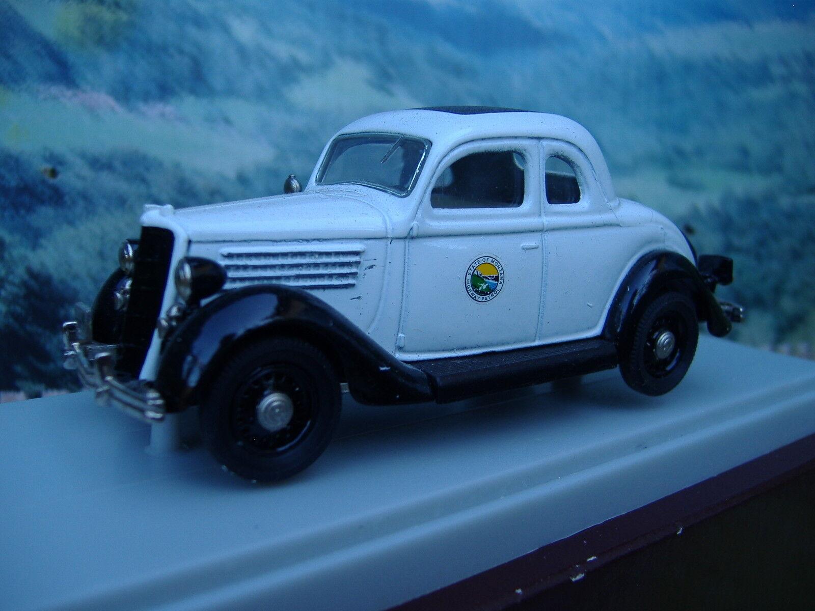 1 43  Rextoys  Ford 1935 Police