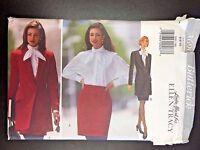 Butterick 3690 Misses' Jacket, Blouse & Skirt - Sizes 6-8-10
