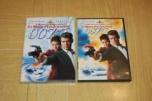 007-La-morte-puo-attendere-Edizione-Speciale-2-DVD-ORIGINALE-MGM-23751DS-Z8