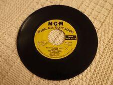 HEAVEN BOUND  FIVE HUNDRED MILES/SAME  PROMO MGM 14314
