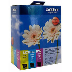 GENUINE Original Brother LC235XL LC237XL 4 Colours Value Pack Ink Cartridge