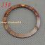 40mm-Red-Black-Blue-Green-Ceramic-Titanium-bezel-insert-fit-GMT-automatic-watch thumbnail 34