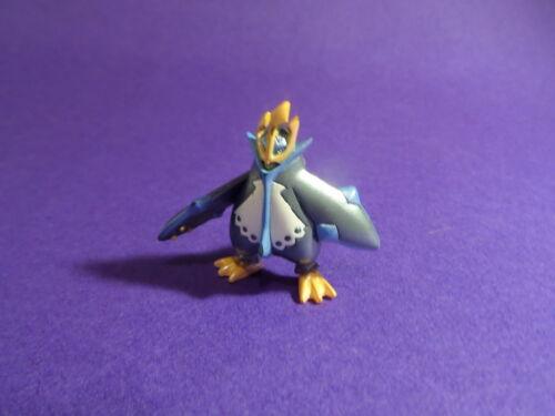 U3 Tomy Pokemon Figure 4th Gen  Empoleon Metallic Version sp