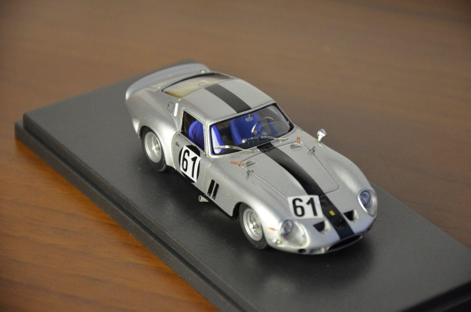 1 43 43 43 Remember Ferrari  250 GTO 4115GT Nurburgring 1965 Ramminger n amr bbr mg ce99b6