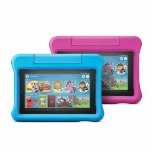 All-New Fire 7 Kids Edition Tablet - 2019 RELEASE -9th gen - 3 colors- Brand new