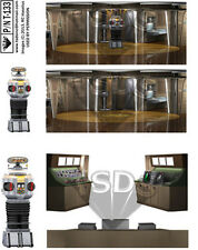 TSDS – T-133 Lower Deck Diorama for 18 Inch Jupiter 2 Moebius Kit SPECIAL!