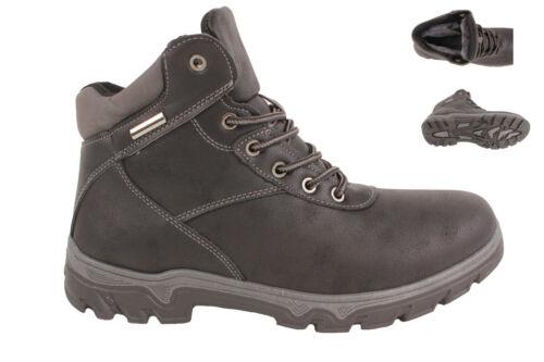 Herren Winter Boots Warm Gefütterte Herren Schuhe Outtdoor Stiefel Stiefeletten