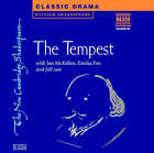 The Tempest Set of 2 Audio Cds by William Shakespeare, Naxos AudioBooks (CD-Audio, 2004)