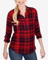 Lucky Brand Plaid Women's Shirt