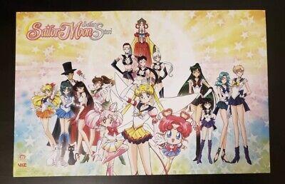 SDCC 2019 VIZ Media Sailor Moon Sailor Stars poster