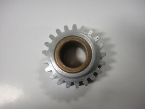 """Multigraphics Idler Gear (A) (F) Teeth Are 1/2"""" Wide, Part #P-12455"""