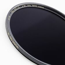 B+W Graufilter 806 MRC Nano vergütet, 77 mm XS-Pro ND 1,8,  64x,  + 6 Blenden
