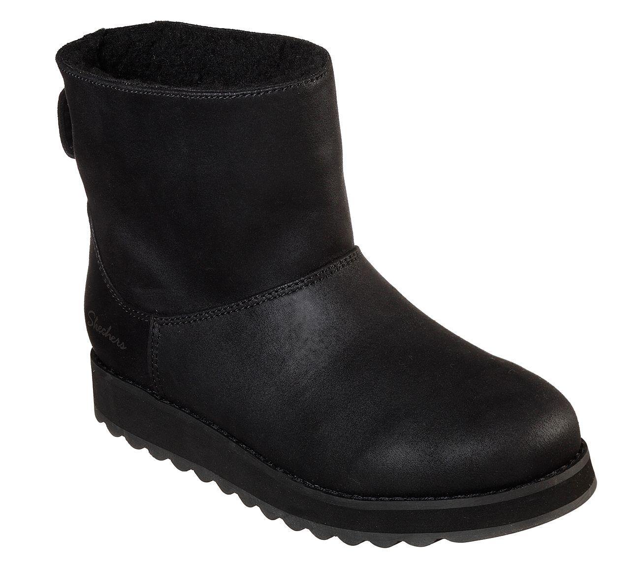 Skechers Keepsakes 2.0 - Cloud Cloud Cloud Peak Stiefel Damen Gefüttert Memory Foam Schuhe  | Starker Wert  e398ce