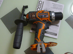 RIDGID 18 VOLT X4 HYPER LITHIUM ION DRILL WINDOWS 7 DRIVERS DOWNLOAD