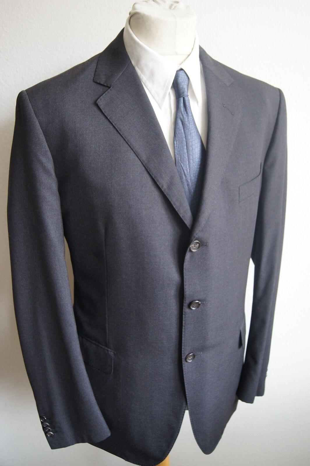 CARUSO Anzug Superfine 150s Sakko Hose grau Gr. 56 suit NP 1600,-- - w. NEU