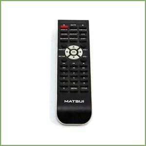 Genuine-Matusi-TV-remote-control-tested-amp-warranty