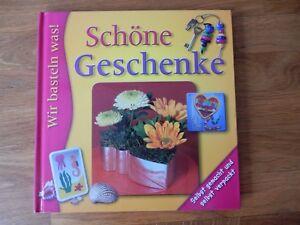 Schöne Geschenke - wir basteln was! Selbst gemacht und selbst verpackt - Donaueschingen, Deutschland - Schöne Geschenke - wir basteln was! Selbst gemacht und selbst verpackt - Donaueschingen, Deutschland