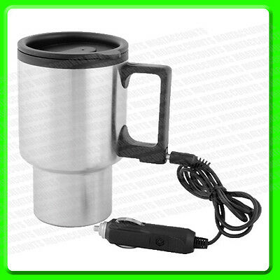 SWTF1 12v Heated Travel Mug Keeps Your Brew Warm * Pack of 2
