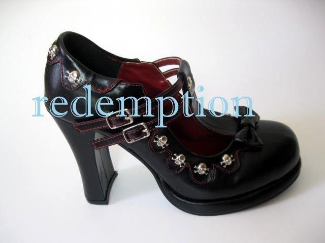 Demonia Rockabilly Goth 4