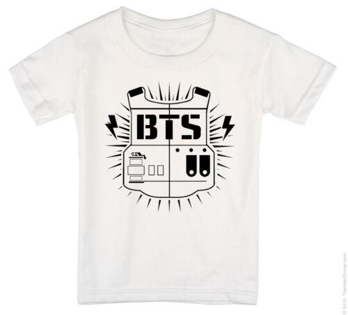 Kids BTS Logo T-Shirt