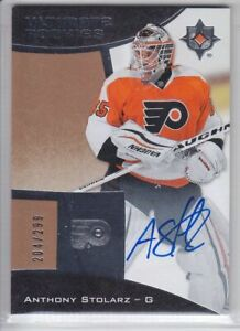 2015-16-UD-ULTIMATE-ANTHONY-STOLARZ-RC-HARD-AUTO-299-ROOKIE-AUTOGRAPH-63-Flyer