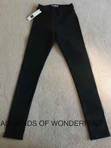 Oil Nero James In Leggings Bnwt Yoga Dancer Rrp Twiggy £ 205 Slicked Jeans xw8Yn8SqT
