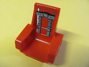 x1 @@ GREY @@ GRIS LEGO 2717 @@ Technic Seat 3 x 2 Base