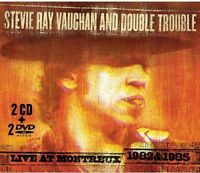 Stevie Ray Vaughan - Live At Montreux 1982 & 1985 [new Cd] With Dvd, Special Pac on Sale