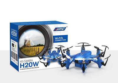 Amabile Coppia Di Droni - Drone H20w E Hubsan Fpv X4 H107d Una Grande Varietà Di Modelli