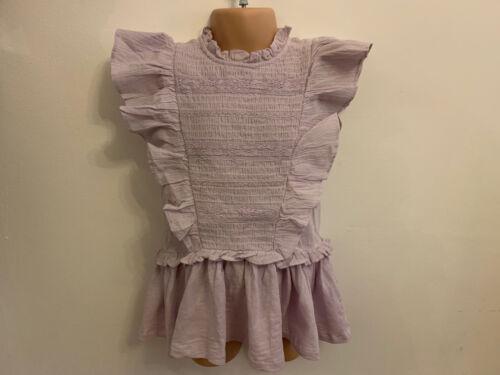 Exn-xt N*xt N-xt Girls Purple Top Dress RRP £13