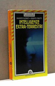 INTELLIGENZE-EXTRA-TERRESTRI-M-Blondet-R-Pinotti-Libro-Oscar-Mondadori