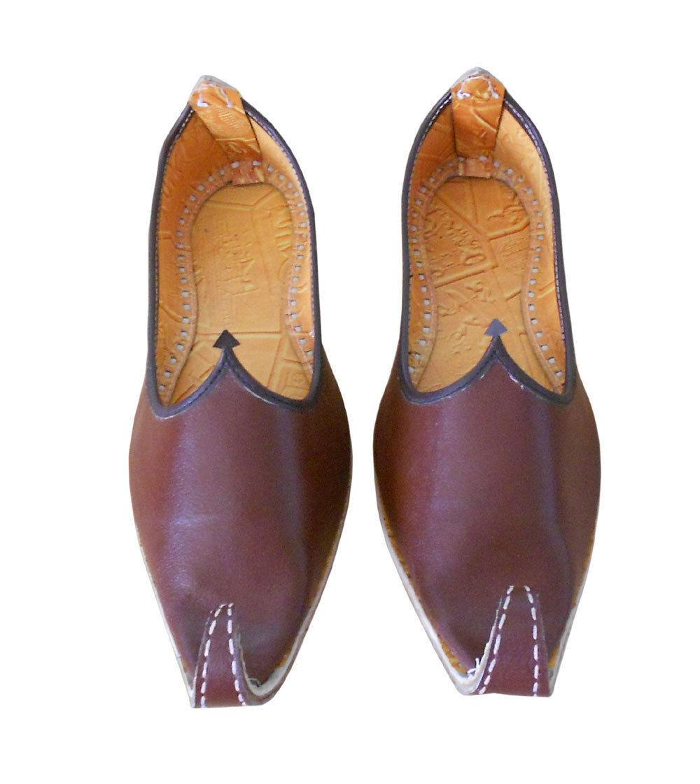 indian Men shoe Mojari flip flops khussa shoes Casual shoes sherwani jooti US-12