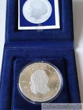Coin / Munt Netherlands 50 Gulden 1989 Proof Willem & Mary