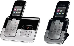 t sinus a806 duo m 2 mobilteilen schnurlos telefon. Black Bedroom Furniture Sets. Home Design Ideas