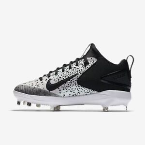 new style b5eab 05c0b Image is loading NIKE-TROUT-3-PRO-METAL-BASEBALL-CLEATS-856498-