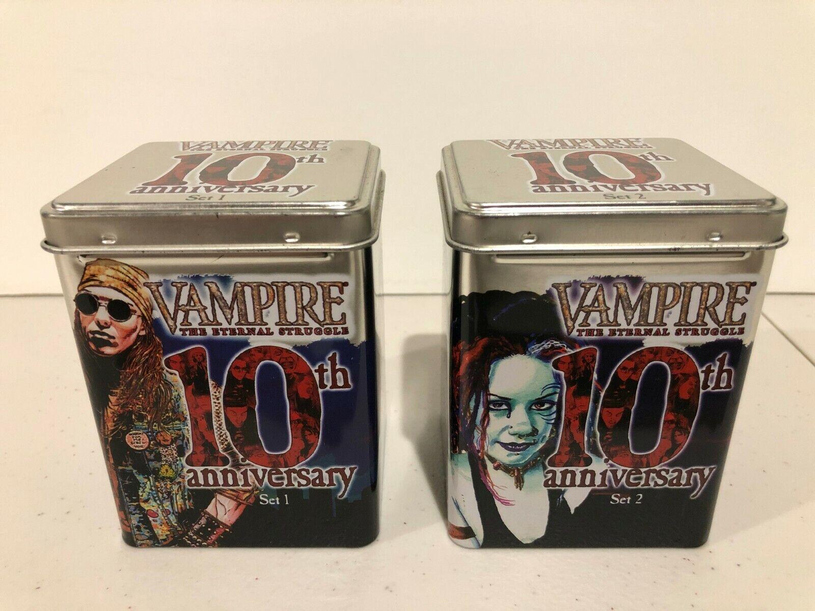 VTES: Vampire Eternal Struggle 1 pack Sealed Ancient Hearts Booster Pack