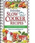 Everyday Slow Cooker Recipes by Hinkler Book Distributors (Paperback, 2010)