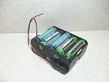 12~15 Volts DC  Battery Holder 10xAA Snap Fit by Pro Power NEW B10