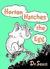 Horton Hatches the Egg by Dr. Seuss Book, New