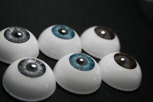 Reborn 20mm doll eyes bjd doll eyes polymer