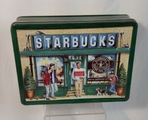 Starbucks-coffee-cookie-tin-Seattle-Pike-Place-Market-1999