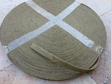 WH DAK Afrikakorps Webbing HBT Material Rolle Ausrüstung LAGO 1941 WK2 4,-€/lfm