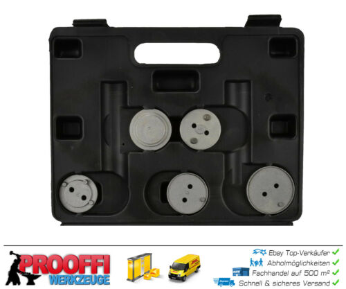 18 tlg Bremskolbenrücksteller Set Bremsen Kolben Rücksteller Werkzeug G02540