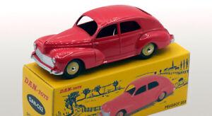 DAN-TOYS-Peugeot-203-Corail-Serie-de-500-Exemplaires