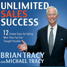 NEW 6 CD Unlimited Sales Success Brian Tracy