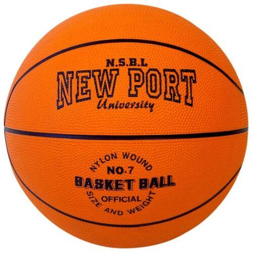 Basketball - Gr. 7 - Ø 30 cm - Marke New Port® - #16GD