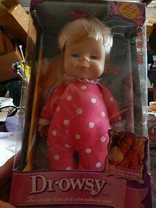 NIP Drowsy doll